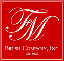 FM Brush Logo